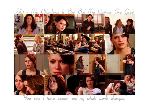 One Tree Hill wallpaper entitled Haley season 7 picspam