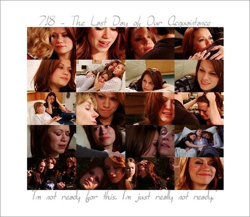 Haley season 7 picspam