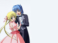 Hayate and Nagi - hayate-the-combat-butler wallpaper