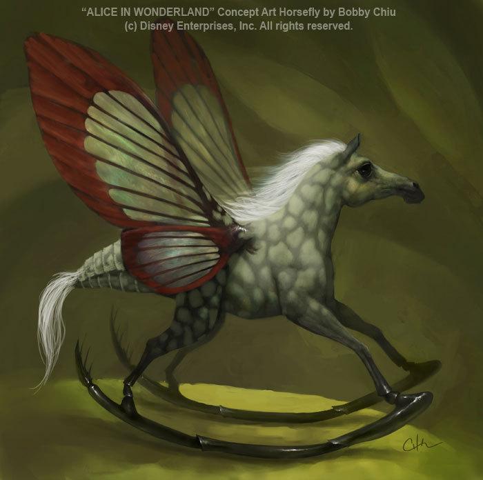 Horsefly Concept Art