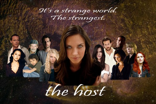 The Host Cast - It's a strange world... The strangest.