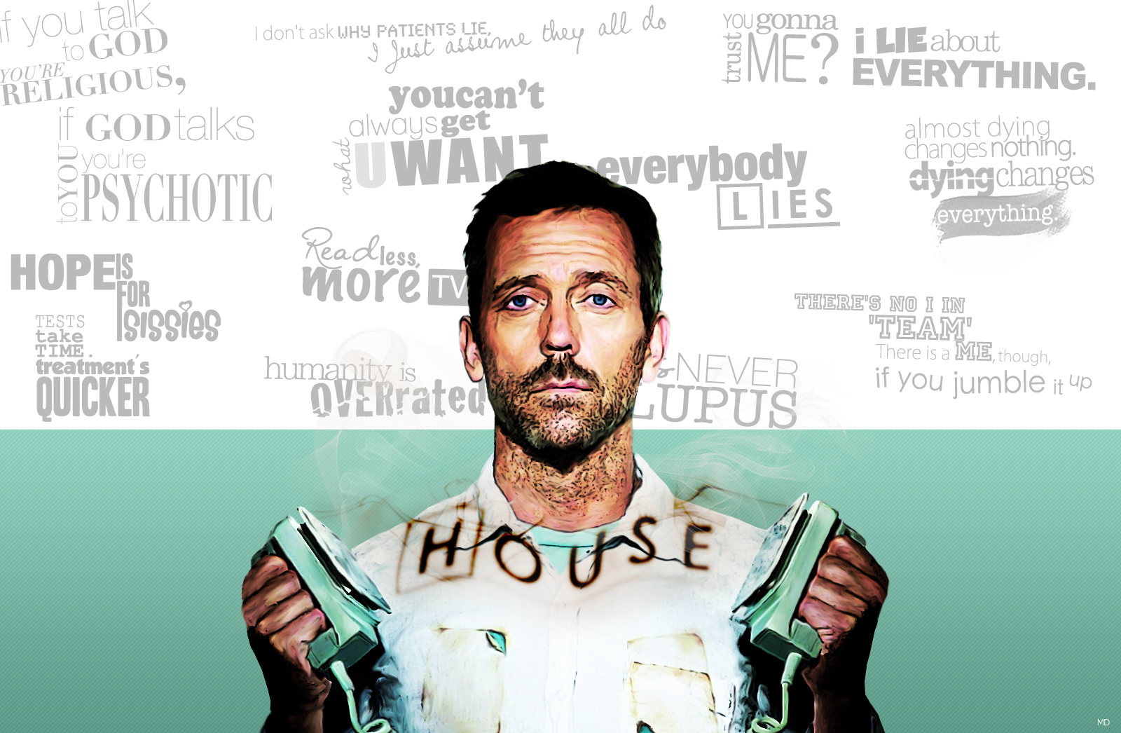 House Md Quotes Sarcastic Quotesgram
