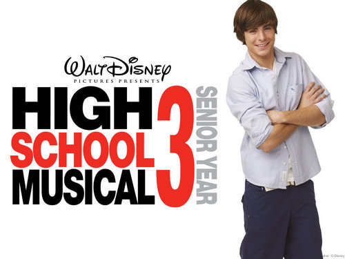 High School Musical 3 wallpaper entitled HsM 3