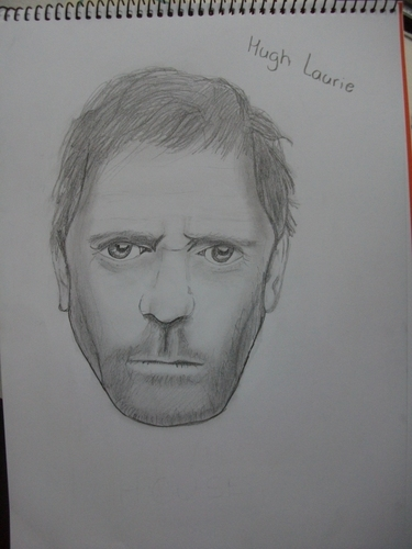 Hugh Laurie (Made par myself)