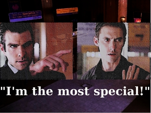 IM THE MOST SPECIAL!!!