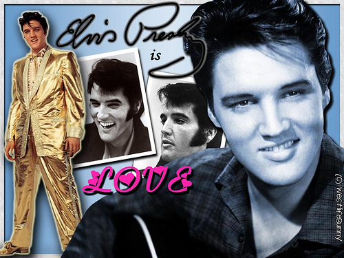 gambar Of Elvis