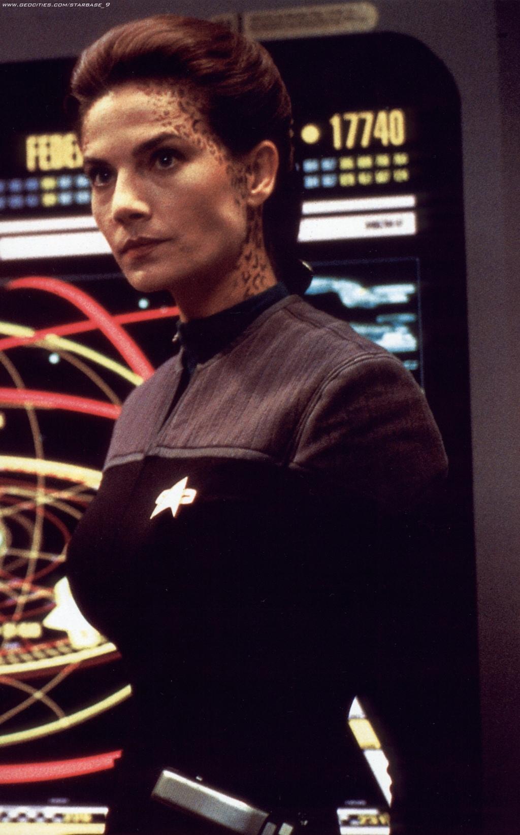 Jadzia Dax - Star Trek Women Photo (10919991) - Fanpop