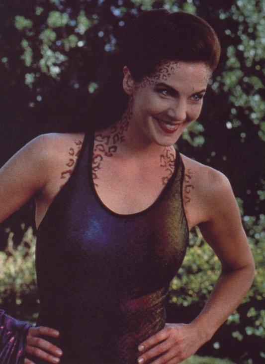 Star Trek Women images Jadzia Dax HD wallpaper and background photos ...