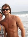 Jared on the beach - jared-padalecki photo