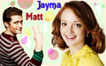 Jayma/Matt - will-and-emma wallpaper