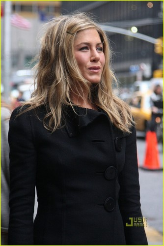 Jennifer out in NYC