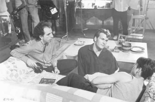 Jerry Zucker & Patrick & Demi