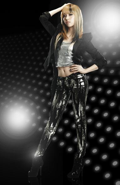 """Jessica """"Run Devil Run"""" Official Photos - Girls 383x590"""