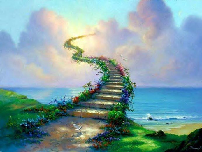 Hesus stairs