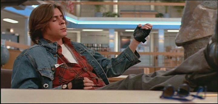 a comparison between john bender and brian johnson two characters in the movie the breakfast club John bender has never had it easy in life modernish au dr brian johnson is under a potential set after the events of the movie the breakfast club parted.