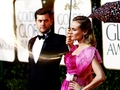 Joshua Jackson and Diane Kruger - celebrity-couples wallpaper