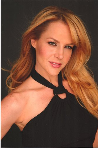 Julie Benz - January 2010 Blonde Headshots
