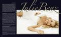 Julie Benz - Music Fashion Magazine - Winter 2010 Scans