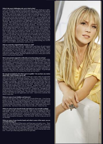 Julie Benz - musik Fashion Magazine - Winter 2010 Scans