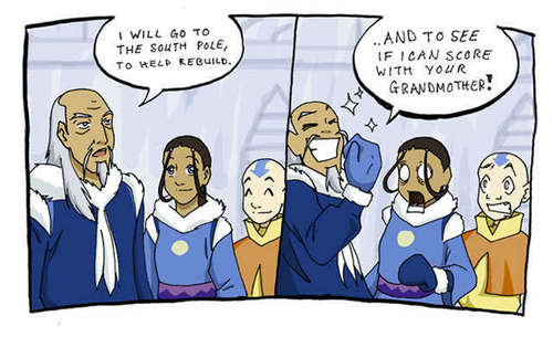 Kataras deeply disturbed - avatar-the-last-airbender Photo