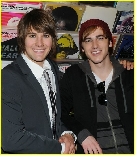 Kendall and James