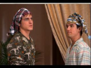 Kendall and Logan pjs