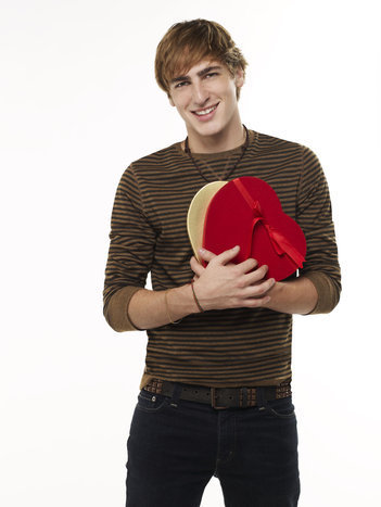 big time rush wallpaper called Kendall valentine's day!!!
