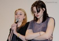 "Kristen & Dakota at The Press Conference for ""The Runaways"" at SXSW Festival - twilight-series photo"