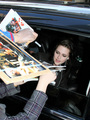 Kristen Stewart Greets Her Adoring Fans - twilight-series photo