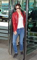 Kristen Stewart: Lovely at LaGuardia - twilight-series photo