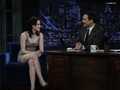 Kristen in Late Night with Jimmy Fallon 3-16-2010 - twilight-series photo