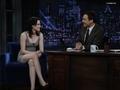 Kristen in Late Night with Jimmy Fallon 3-16-2010 - twilight-series photo