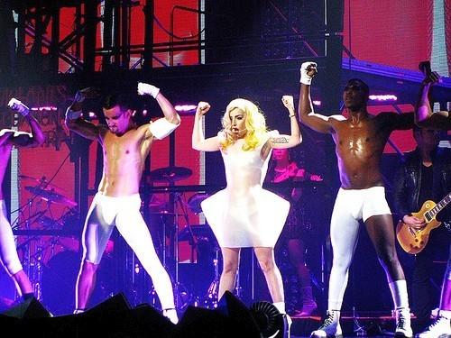 Lady GaGa Monster Ball in Sydney March 2010
