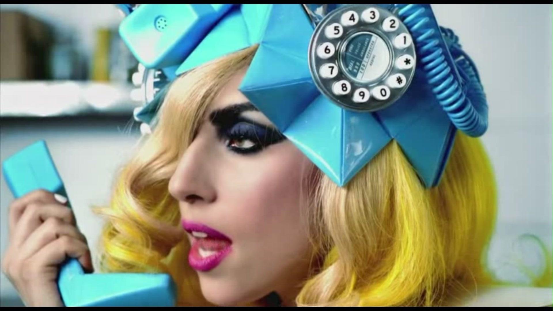 telephone Lady gaga