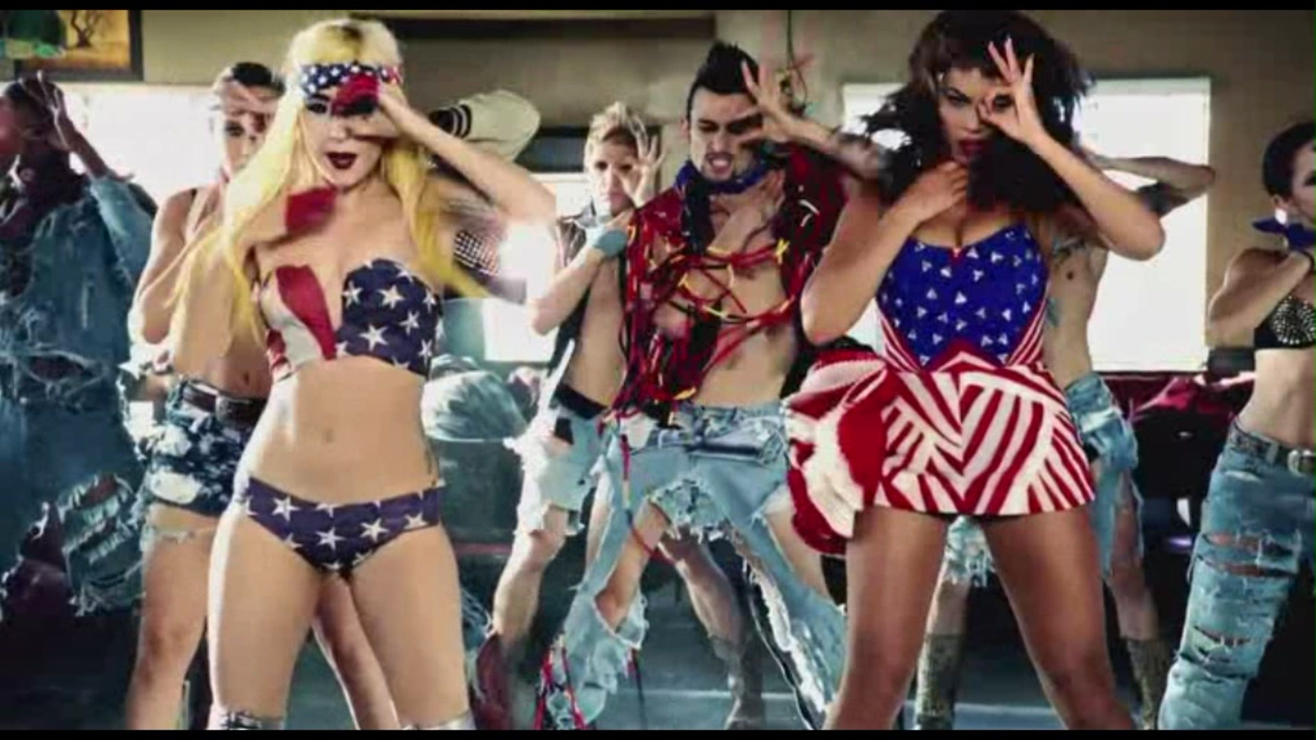 Lady GaGa - Telephone - music-videos
