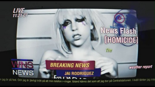 Lady GaGa - Telephone - music-videos Screencap
