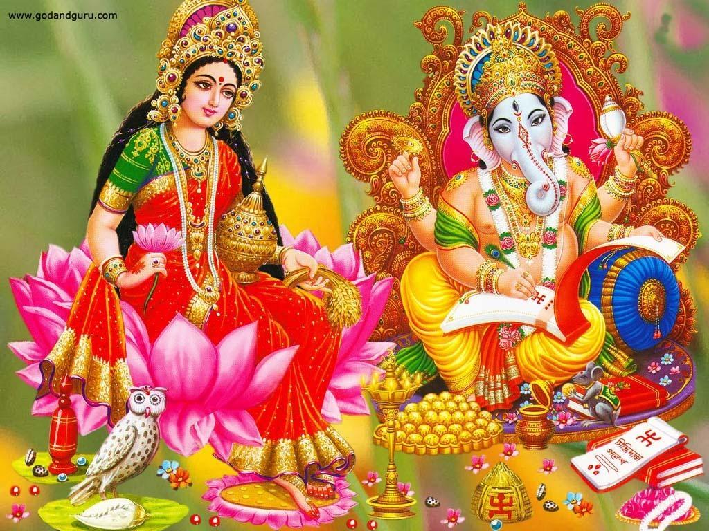 Hinduism Images Lakshmi And Ganesh Hd Wallpaper And