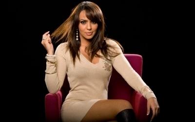 WWE-蕾拉 壁纸 titled Layla