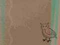 Little Owl Wallpaper - fanpressions wallpaper