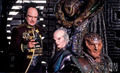 Londo, Delenn, Kosh & G'Kar - babylon-5 photo