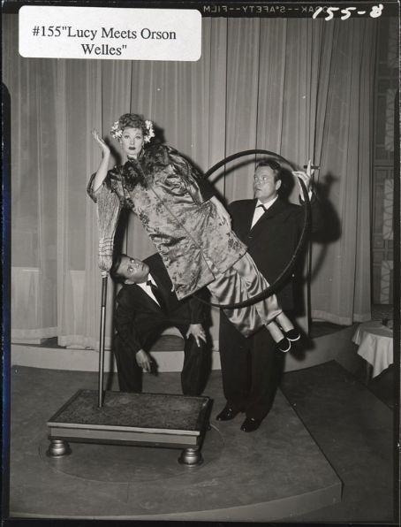 Lucille Ball & Desi Arnaz