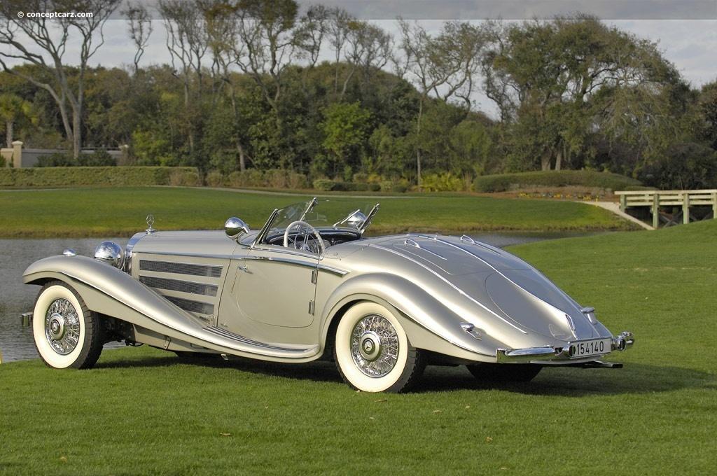 Mercedes Benz 540K -