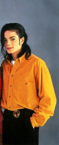 MJ Master of Love