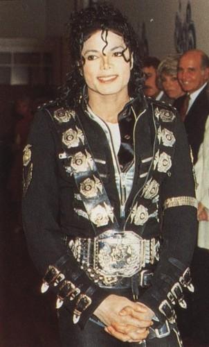 MJ and princess Diana