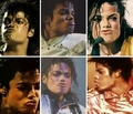 MJ different cute attitudes - michael-jackson photo