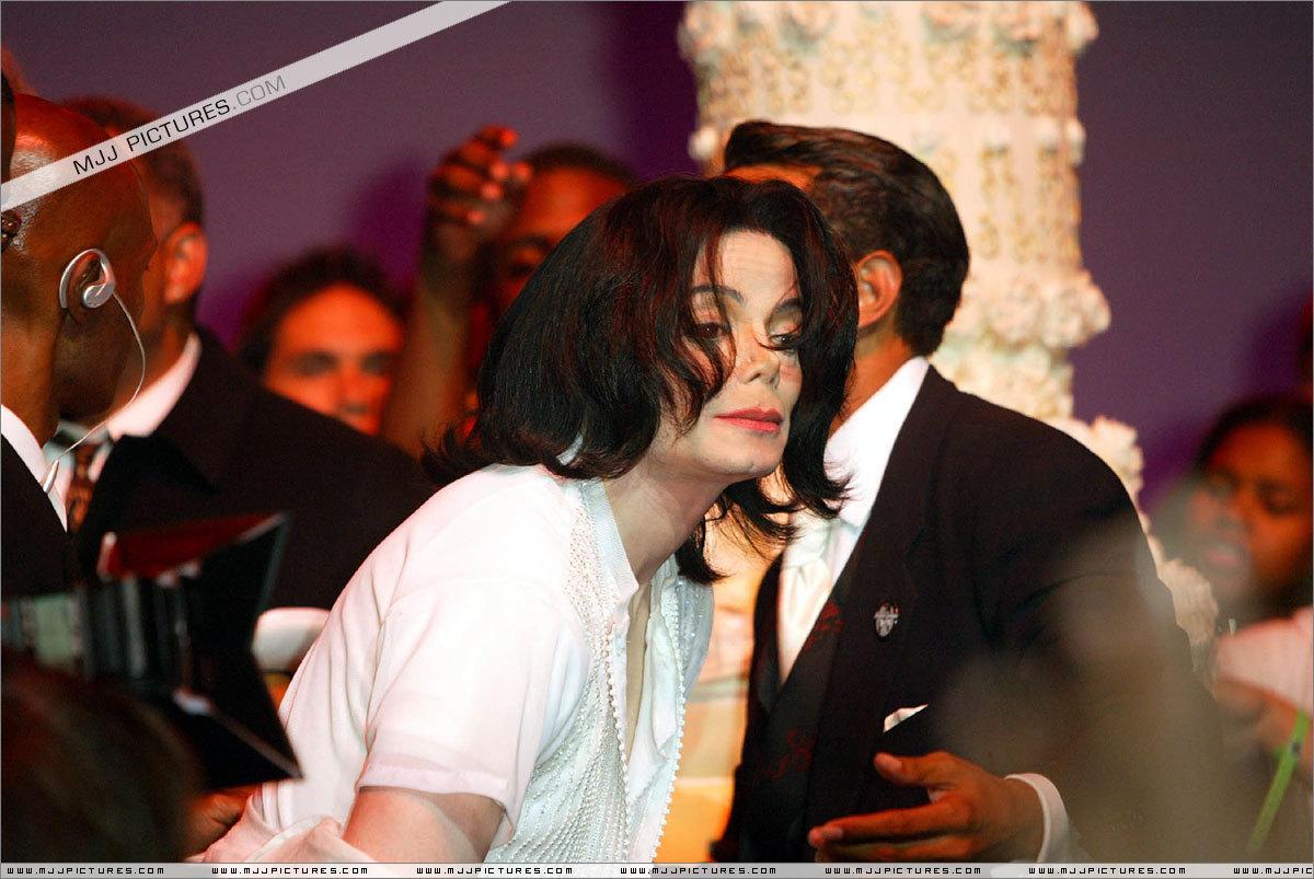 MJ so charming