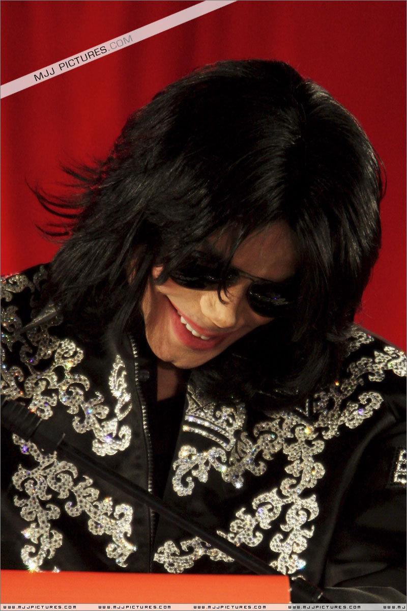 MJ softly
