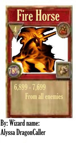 MY CARD I MADE :DD