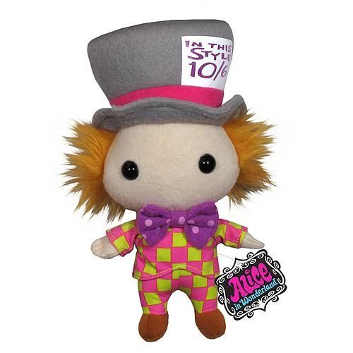 Alice in Wonderland (2010) wallpaper called Mad Hatter Plushie