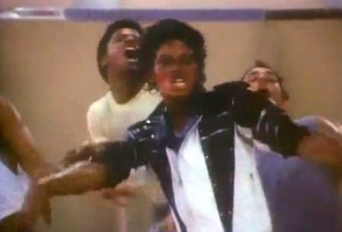 Making THRILLER